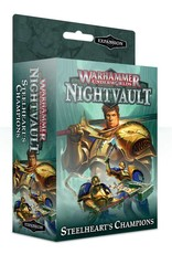 Games Workshop Warhammer Underworlds: Nightvault – Steelheart's Champions