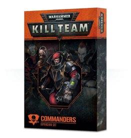 Games Workshop Kill Team: Commanders Expansion Set