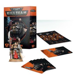 Games Workshop Kill Team: Gaius Acastian Deathwatch Commander Set