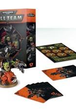 Games Workshop Kill Team: Gitzog Wurldkilla Ork Commander Set