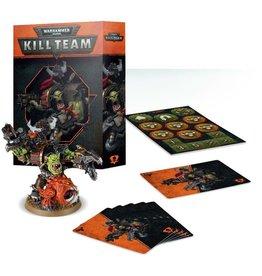 Games Workshop Kill Team: Gitzog Wurldkilla Ork Commander Set