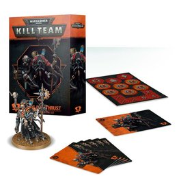 Games Workshop Kill Team: Magos Dalathrust Adeptus Mechanicus Commander Set