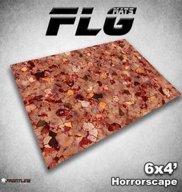 Frontline Gaming FLG Mats: Horrorscape 6x4'