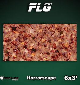 Frontline Gaming FLG Mats: Horrorscape 6x3'