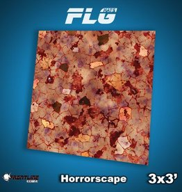 Frontline Gaming FLG Mats: Horrorscape 3x3'
