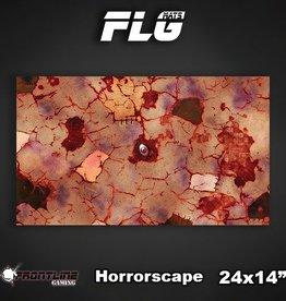 "Frontline Gaming FLG Mats: Horrorscape 24"" x 14"""