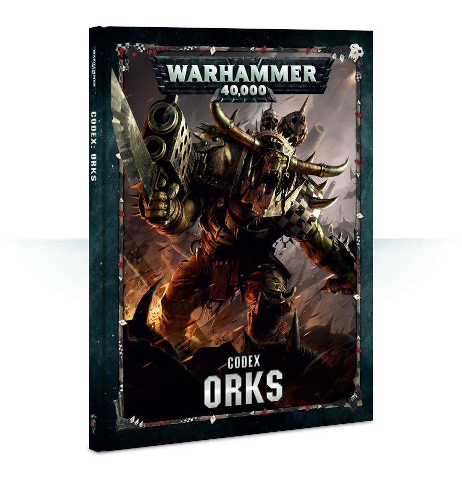 Games Workshop Codex: Orks