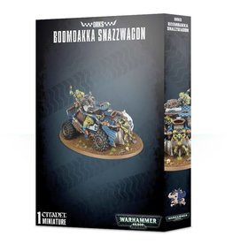 Games Workshop Boomdakka Snazzwagon