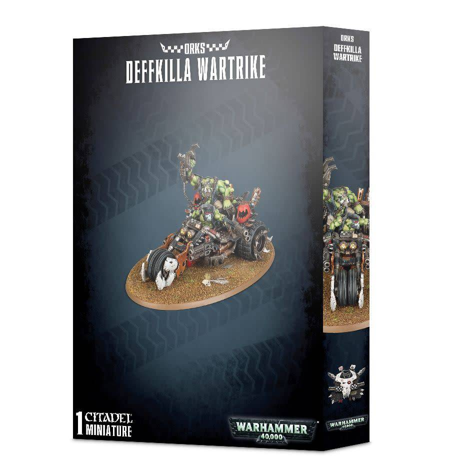Games Workshop Deffkilla Wartrike