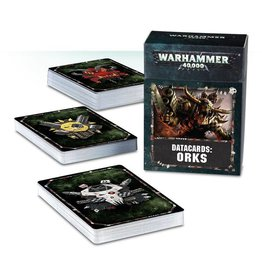 Games Workshop Datacards: Orks