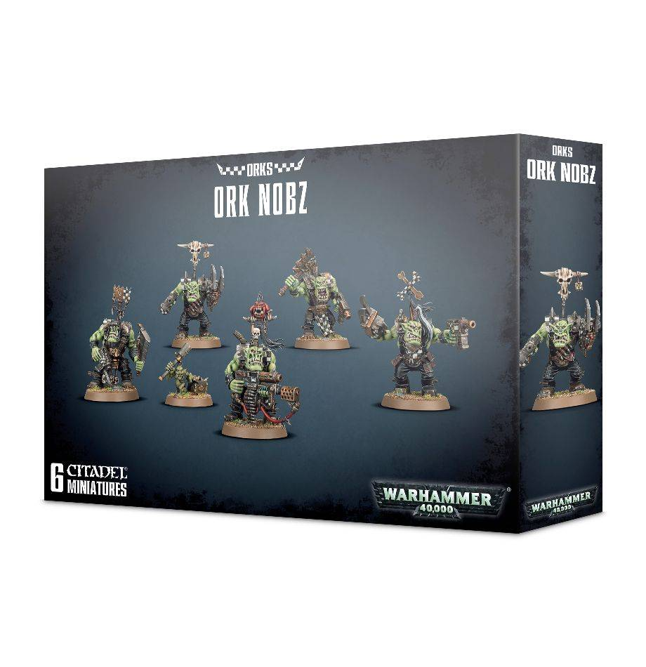 Games Workshop Ork Nobz