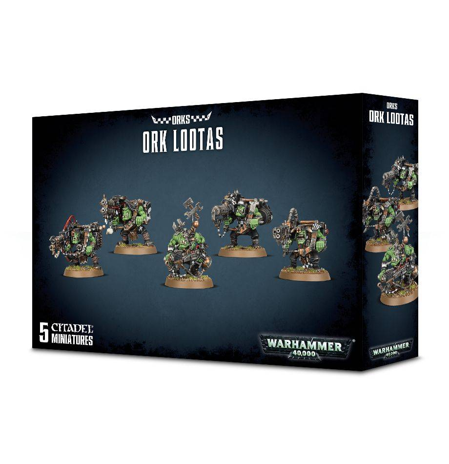 Games Workshop Burna Boyz