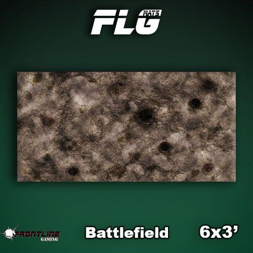 Frontline-Gaming FLG Mats: Battlefield 6x3'