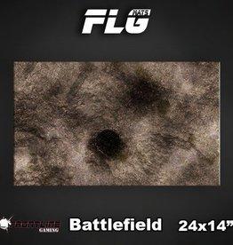 "Frontline Gaming FLG Mats: Battlefield 24"" x 14"""
