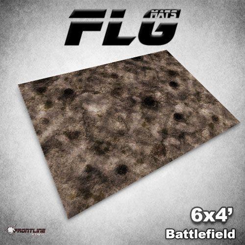 Frontline-Gaming FLG Mats: Battlefield 6x4'