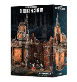 Games Workshop Sector Mechanicus: Derelict Factorum
