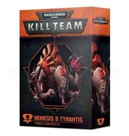 Games Workshop Kill Team: Nemesis 9 Tyrantis Tyranid Commander Set