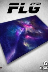 Frontline Gaming FLG Mats: Space 2 6x4'