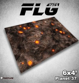 Frontline-Gaming FLG Mats: Planet 37 6x4'
