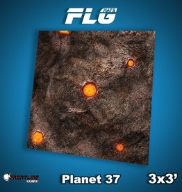 Frontline-Gaming FLG Mats: Planet 37 3x3'