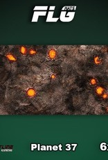 Frontline-Gaming FLG Mats: Planet 37 6x3'
