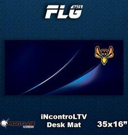 Frontline Gaming FLG Mats: iNcontroLTV Desk Mat