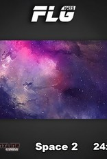 """Frontline-Gaming FLG Mats: Space 2 24"""" x 14"""""""