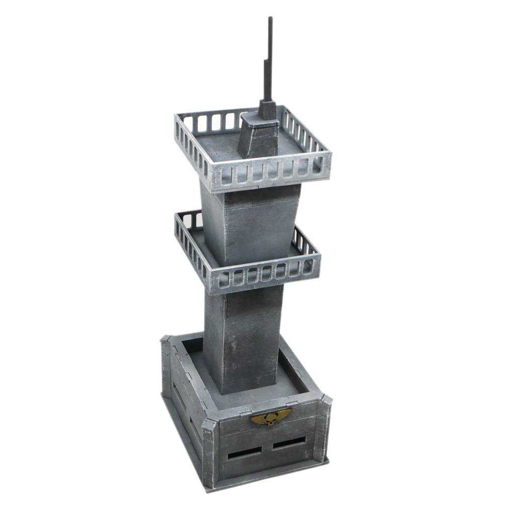 ITC Terrain Series: Field Base Control Tower