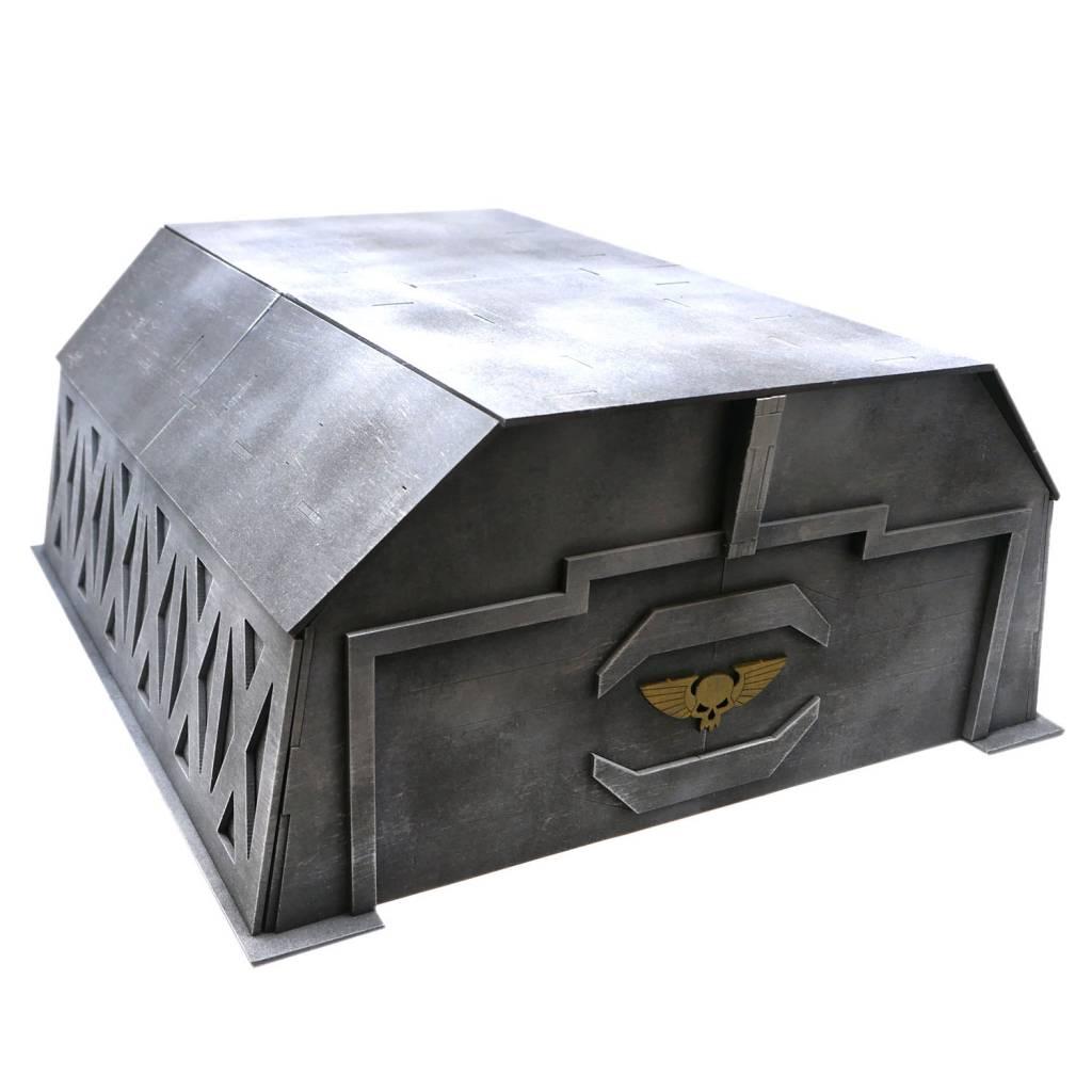 Frontline-Gaming ITC Terrain Series: Field Base Hanger