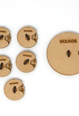 Frontline Gaming ITC Wound Counters