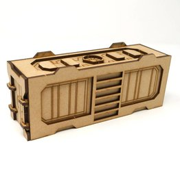 Frontline-Gaming ITC Terrain Series: Industrial Container