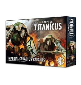 Games Workshop Adeptus Titanicus: Imperial Cerastus Knights