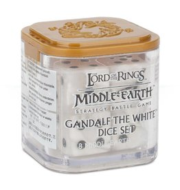 Games Workshop Gandalf™ the White Dice