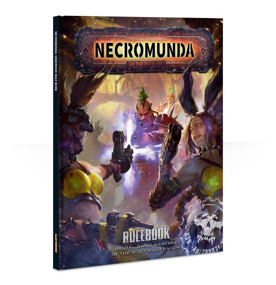 Games Workshop Necromunda: Rulebook