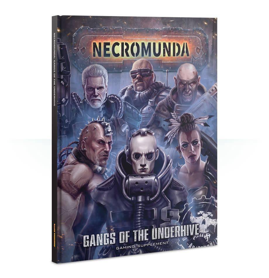 Games Workshop Necromunda Gangs of The Underhive