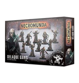 Games Workshop Delaque Gang