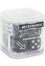 Games Workshop Necromunda Delaque Gang Dice Set