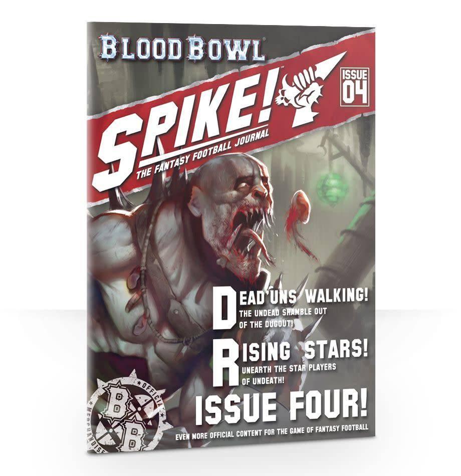 Games Workshop Spike! Journal: Issue 4