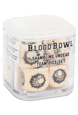 Games Workshop Blood Bowl Undead Team Dice Set