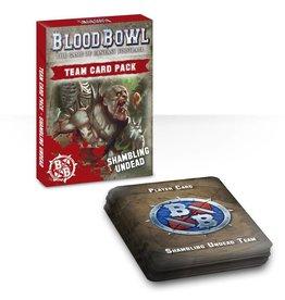 Games Workshop Shambling Undead Card Pack