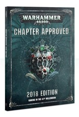 Games Workshop Chapter Approved 2018 Edition
