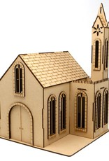 Frontline-Gaming ITC Terrain Series: Cobblestone Village Church