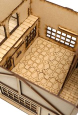 Frontline Gaming ITC Terrain Series: Cobblestone Village Inn