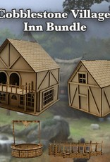 Frontline-Gaming ITC Terrain Series: Cobblestone Village Inn Bundle