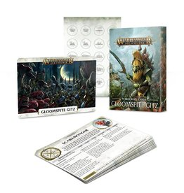 Games Workshop Warscroll Cards: Gloomspite Gitz