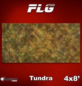 Frontline-Gaming FLG Mats: Tundra 4x8'