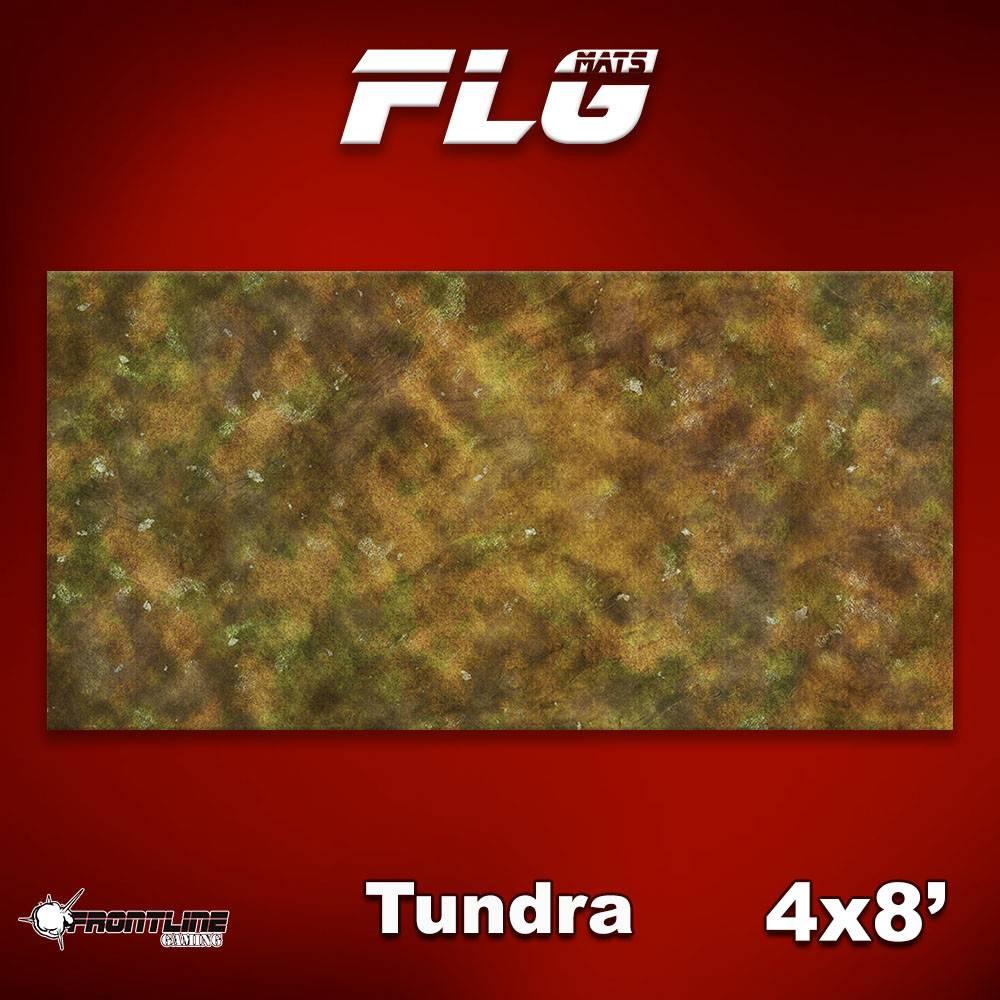 Frontline Gaming FLG Mats: Tundra 8x4'