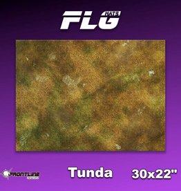 "Frontline Gaming FLG Mats: Tundra 1 30"" x 22"""