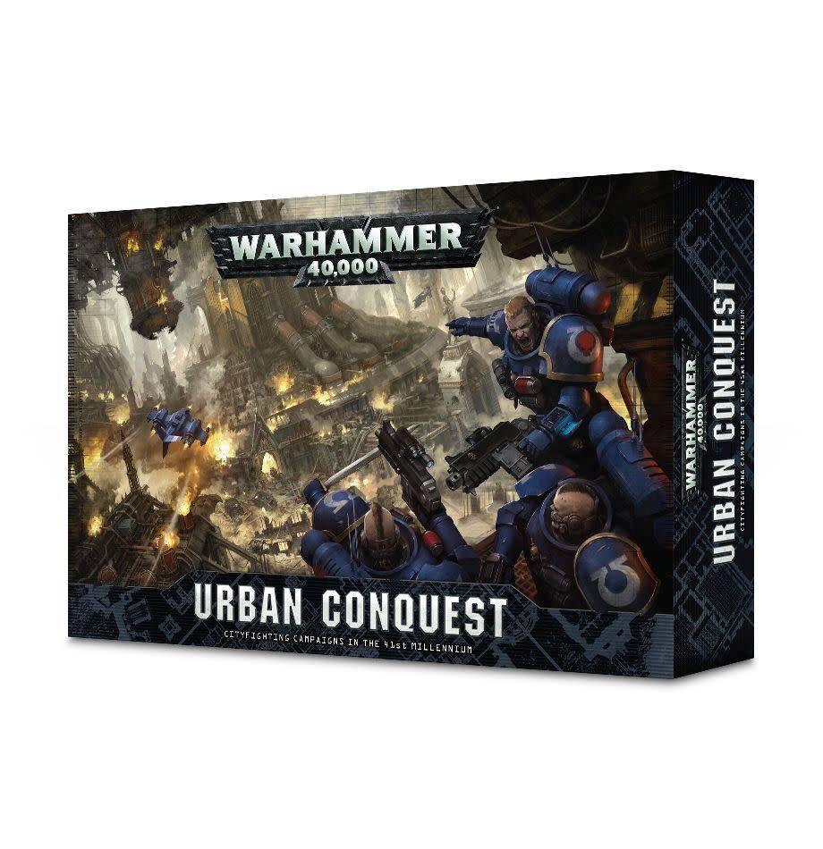 Games Workshop Warhammer 40,000: Urban Conquest