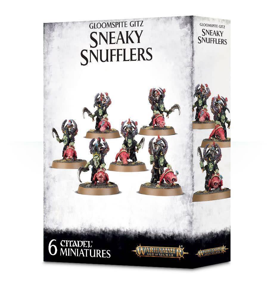 Games Workshop Sneaky Snufflers